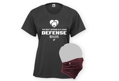 Mascherine e T-shirt contro il coronavirus, l'esperienza dell'americana Founder Sport Group