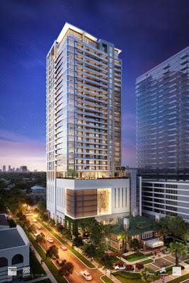 NewForm RE e Hines rinnovano lo storico La Colombe d'Or Hotel di Houston