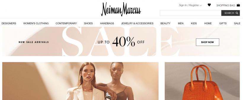Neiman Marcus chiude tutti i negozi e accelera sul digitale