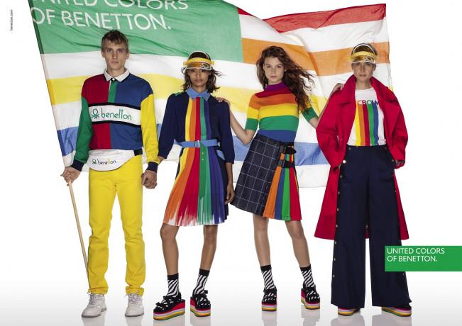 United Colors of Benetton è il primo marchio italiano di moda per trasparenza