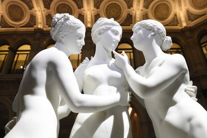 'Canova | Thorvaldsen. La nascita della scultura moderna', la mostra 2.0 alle Gallerie d'Italia