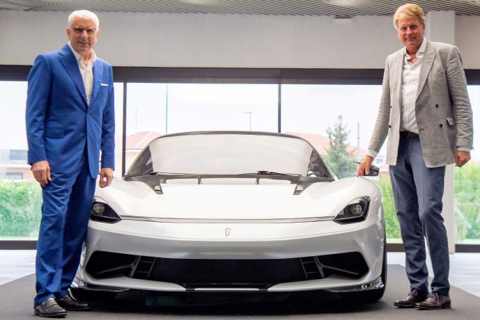 Pininfarina insieme a Britishvolt per la prima giga-factory del regno Unito