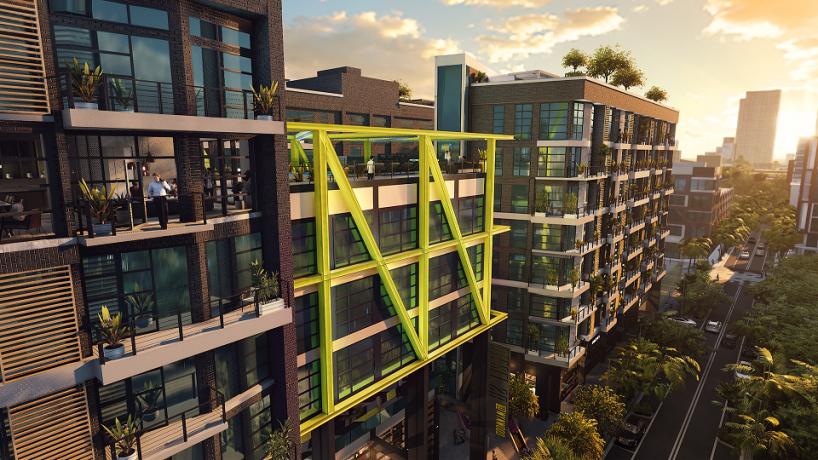Diesel recluta agenti immobiliari tra tutti i dipendenti per vendita del Diesel Wynwood Condominium