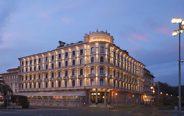 Lo storico Hotel Principe di Piemonte di Viareggio passa a GB Invest