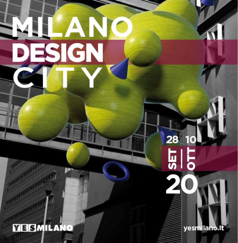 Il design e la Città, arriva Milano Design City