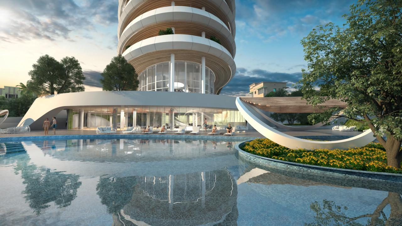 A Pininfarina l'International Architecture Award 2020 per il progetto Sixty6 (Cipro)