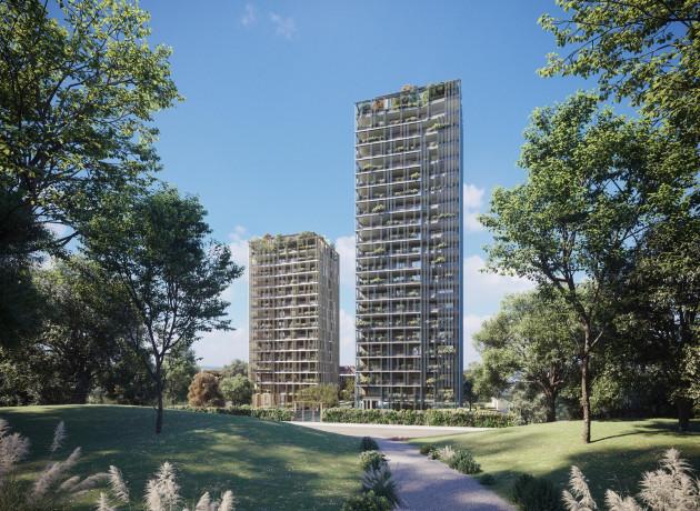 Due nuove torri nello skyline di Milano con il nuovo progetto Bluestone firmato dallo studio Asti Architetti