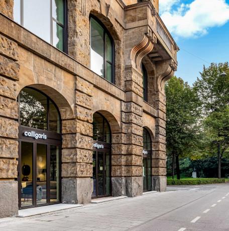 Calligaris apre flagship store a Monaco di Baviera