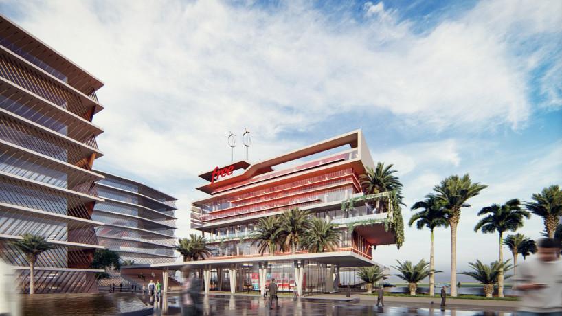Firmata Progetto Cmr la nuova sede di Free a Dakar