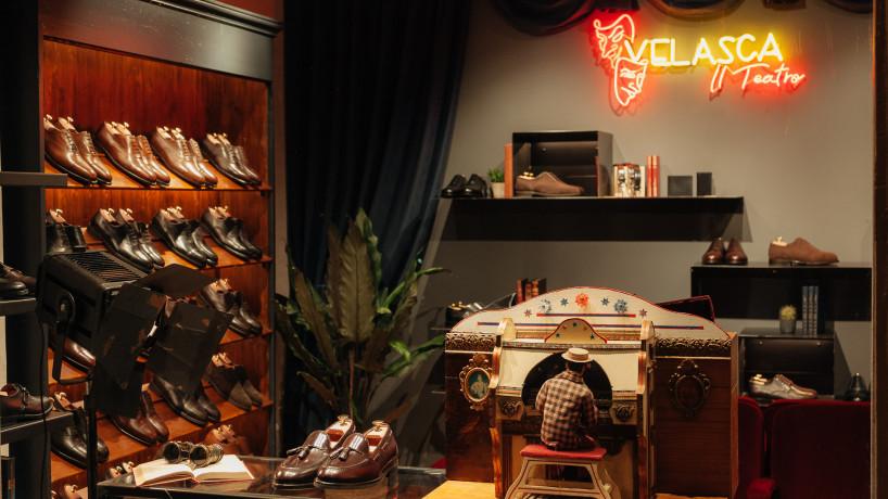 Velasca apre la prima boutique a Palermo