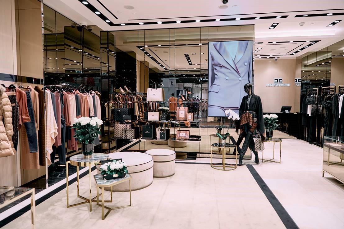 Elisabetta Franchi apre nuovo negozio diretto a Mosca, è il secondo