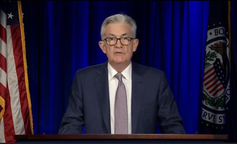 """Fed lascia invariati i tassi di interesse, """"pronta ad adeguare politica monetaria"""" alle necessità"""