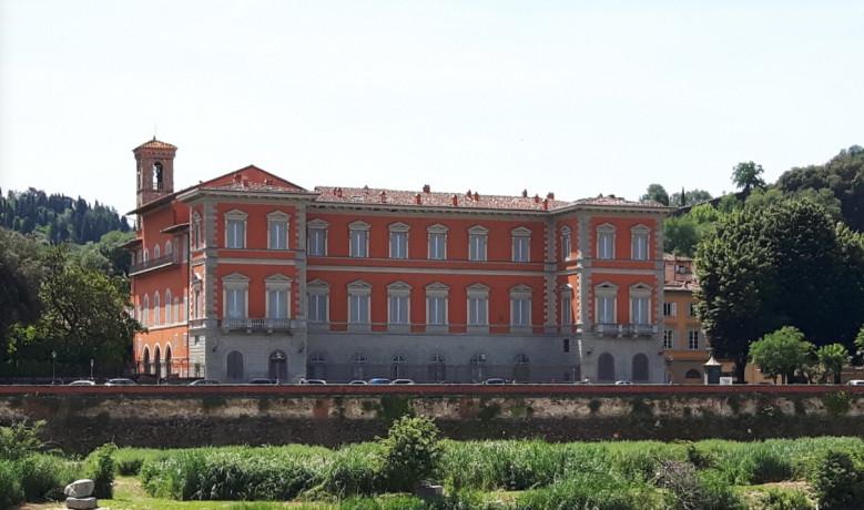 Rinasce Palazzo Serristori a Firenze, al suo interno appartamenti extralusso