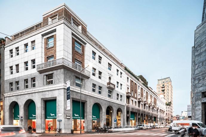 Prelios acquisisce da Kryalos un immobile ad uso uffici in Corso Matteotti a Milano