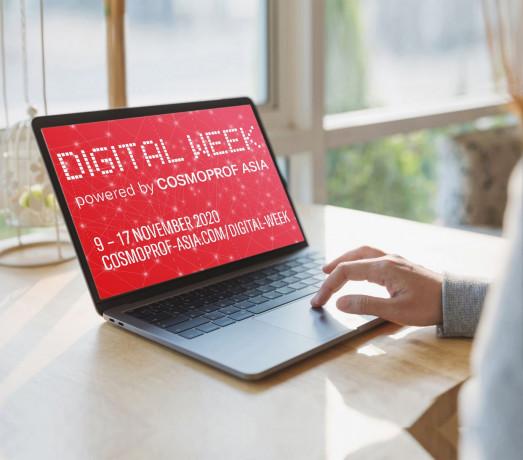 Cosmoprof Asia Digital Week si chiude con 8953 visitatori registrati in piattaforma