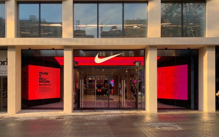 Nike Barcellona inaugura nella capitale catalana in partnership con Percassi