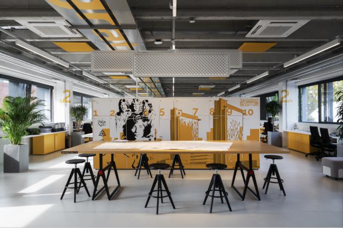 Progetto Cmr seconda tra le società di architettura italiane per fatturato (12,8mln nel 2019)