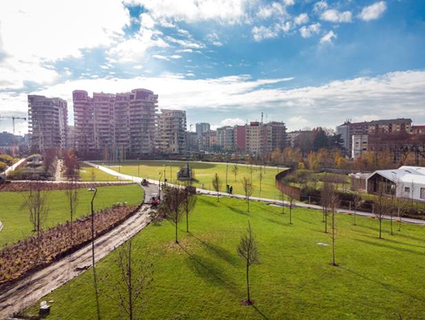 A CityLife 5000 nuovi mq green aperti al pubblico