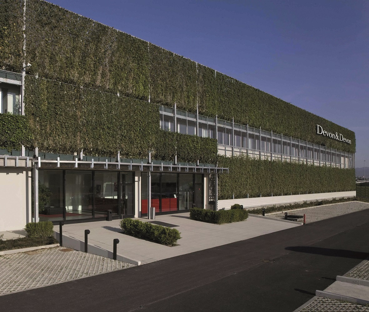 Nuovo quartier generale Devon&Devon a Scandicci