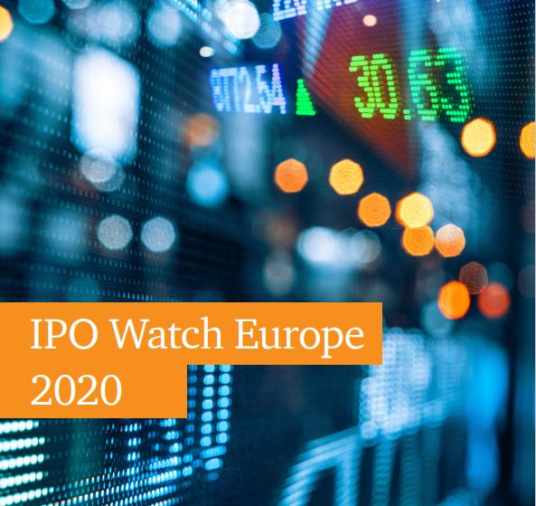 Nel 2020 cala la raccolta delle Ipo europee (20,3 miliardi, -8%), ma crescono i volumi (PwC)