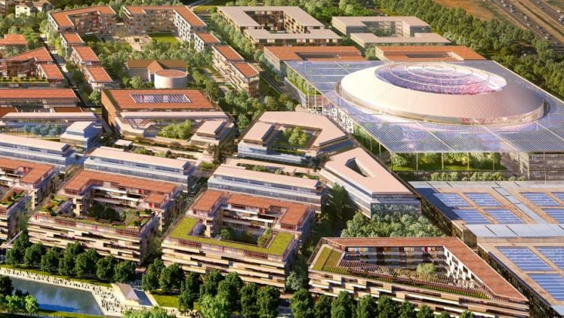 Olimpiadi 2026, al via realizzazione progetto Milano Santa Giulia che accoglierà Arena