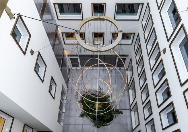 Milano, conclusa riqualificazione Casa Girola. Progetto di Studio Cmr