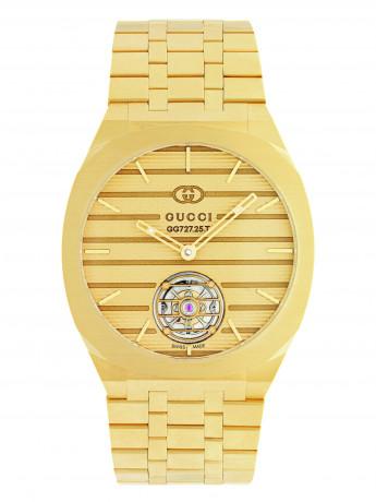 Gucci entra nel settore alta orologeria e introduce Gucci 25H