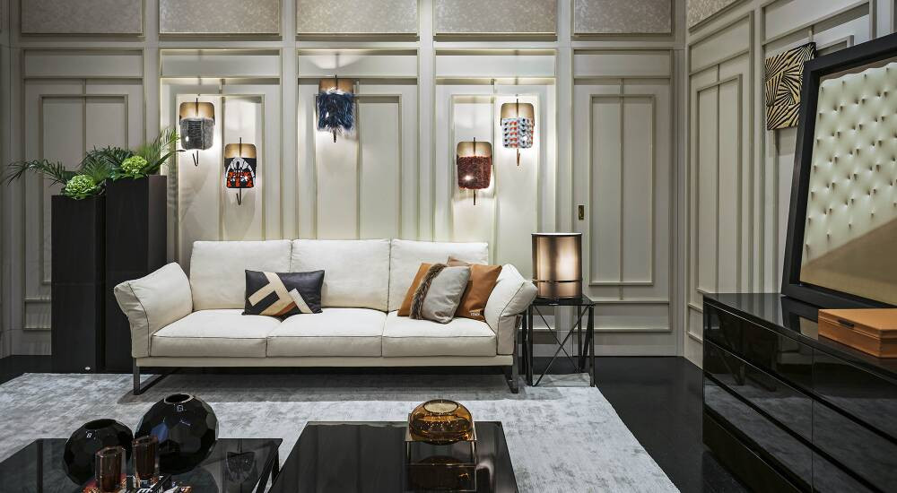 Fendi Casa passa a Design Holding, nasce Fashion Furniture Design