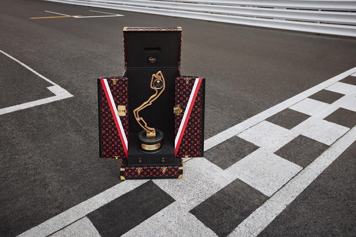Louis Vuitton crea il Travel Case per il 78esimo Gran Prix di Monaco