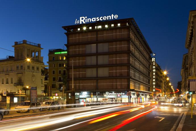 Nuovo look per Rinascente Roma Fiume, investimento da 37 milioni di euro.