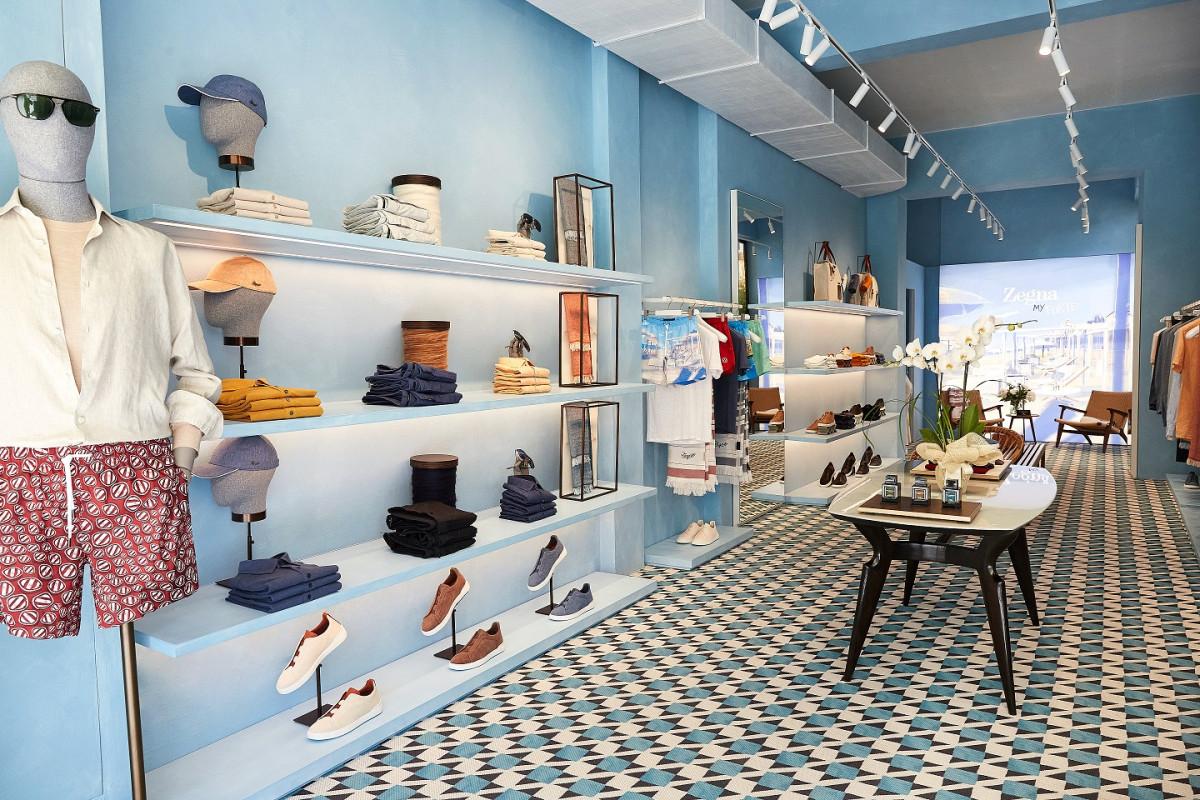 Ermenegildo Zegna cresce nel retail in Italia, doppia apertura a Roma e Forte dei Marmi