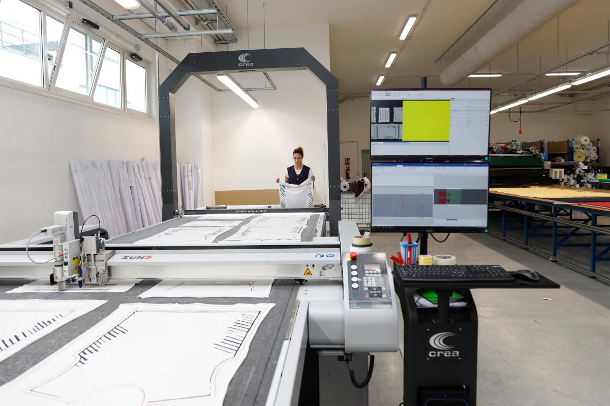 Nuova operazione di consolidamento nel tessile, Manifatture Cesari entra in Gruppo Florence