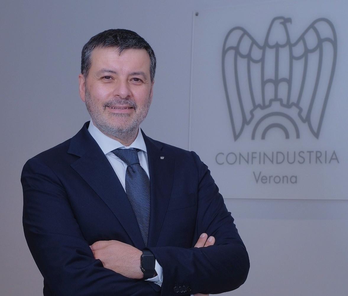 Raffaele Boscaini (Masi Agricola) nuovo presidente di Confindustria Verona