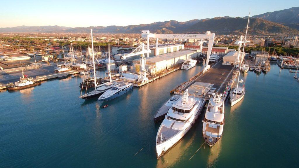The Italian Sea Group, buona la prima