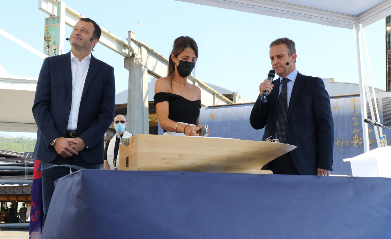 Fincantieri, double milestone for Virgin Voyages