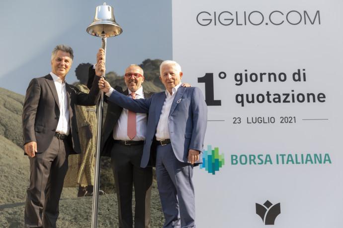 Giglio.com debutta a Piazza Affari, +1,67% il primo giorno all'Aim