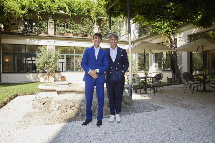 Brunello Cucinelli stima +20% a fine anno. E intanto lancia una collezione di occhiali con Oliver People