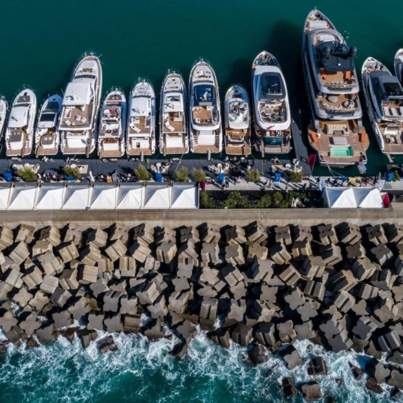 Oltre mille imbarcazioni per il Salone Nautico di Genova, che torna dal 16 al 21 settembre