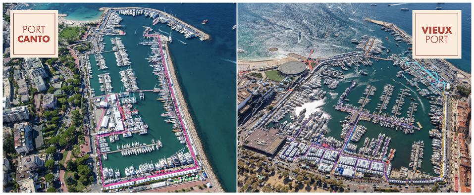 Dal 7 al 12 settembre torna lo Yachting Festival di Cannes