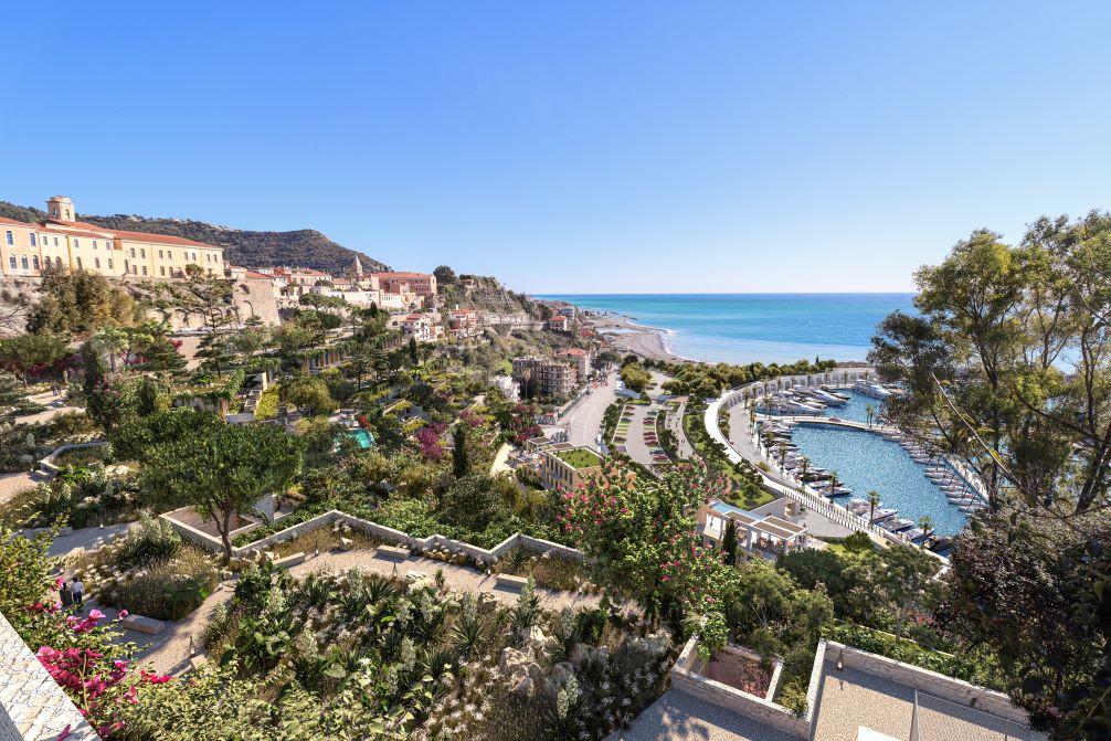 A OneWorks l'incarico di progettare la Marina di Ventimiglia