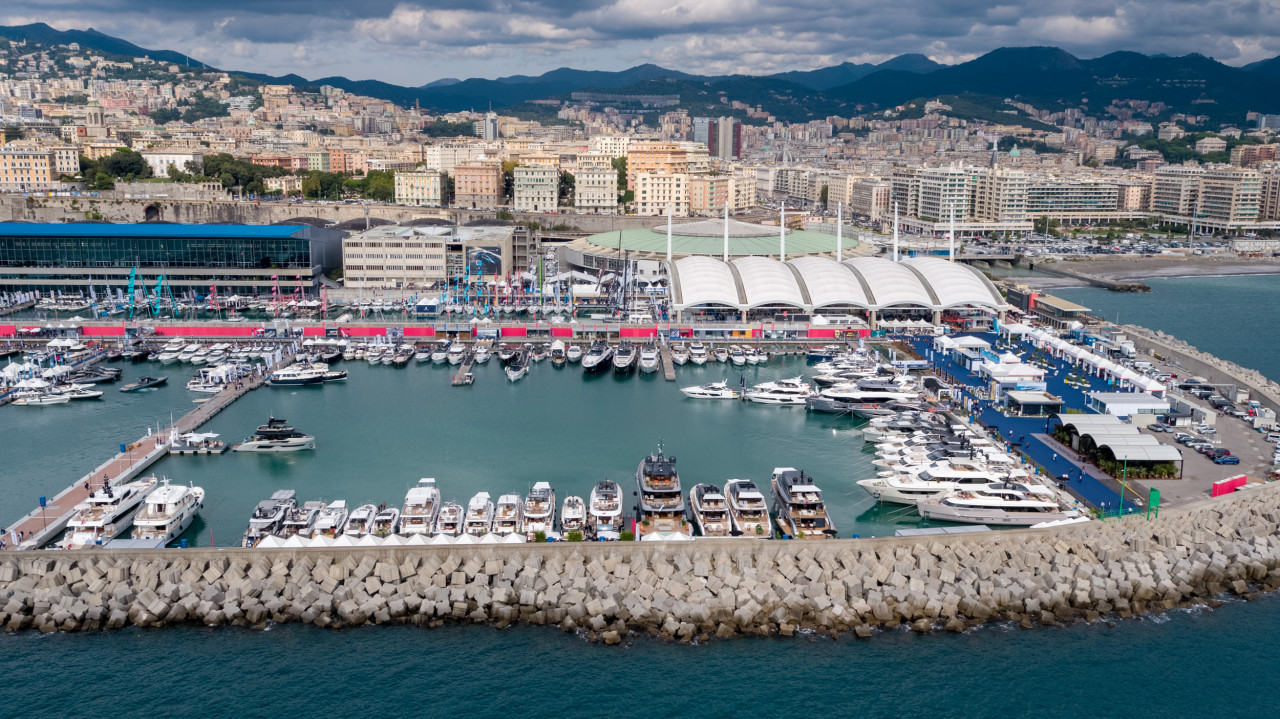 Momento d'oro per la nautica, mentre Cannes passa il testimone a Genova