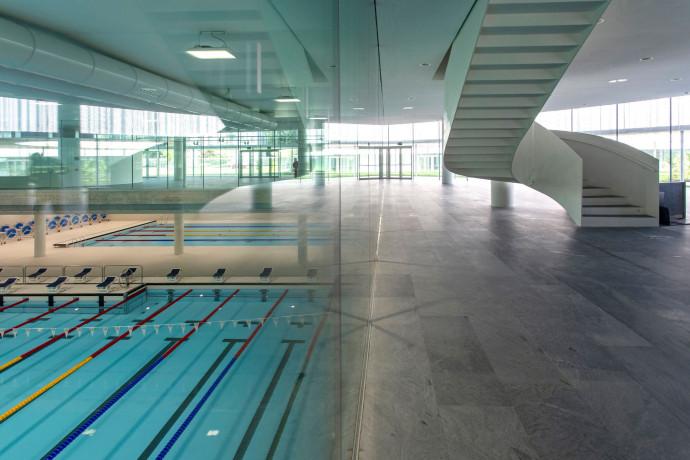 Il centro sportivo (aperto ai cittadini) completa il Campus Bocconi