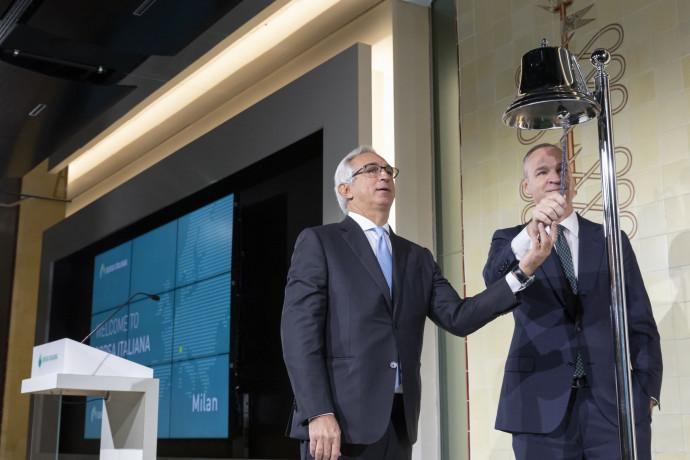 Nel giorno del debutto Intermonte chiude la seduta con un rimbalzo dell'8,6%