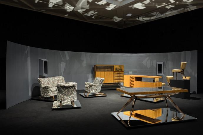 In Triennale l'omaggio a Carlo Mollino. Fino al 7 novembre 2011