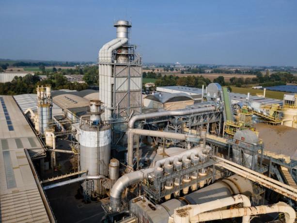 Con il nuovo impianto, Saib recupera e trasforma in pannelli truciolari oltre 600.000 tonnellate di legno a fine vita