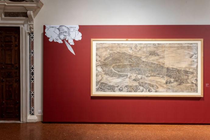 Gallerie d'Italia, a Vicenza la mostra 'Venezia, che impresa! La grande veduta prospettica di Jacopo de' Barbari'